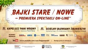 ON-LINE: spektakl Dzielny Ołowiany Żołnierzyk