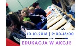 Konferencja dla nauczycieli - edukacja w akcji