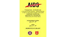 Akcja bezpłatnego i anonimowego badania krwi w kierunku HIV