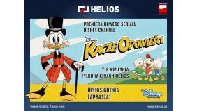"""""""Kacze Opowieści"""" tylko w kinie Helios Gdynia!"""