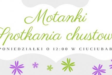 Motanki- spotkania chustowe