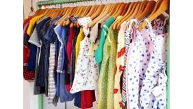 Wiosenna wymiana ubrań dziecięcych i warsztaty dla dzieci!