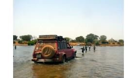 Samochodem przez Afrykę (GWP#101)
