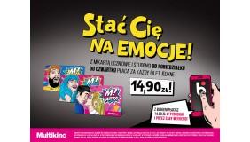 Multikino z ofertą dla uczniów i studentów w całej Polsce!