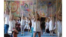 Wakacyjne warsztaty aktorsko-lalkarsko-taneczne Rozkręć s-i-ę 2018