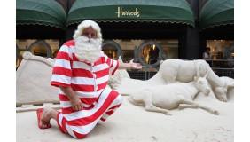 Ubieramy Świętego Mikołaja - świąteczna zabawa dla dzieci
