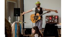 Nasze Instrumenty - warsztaty muzyczne dla dzieci