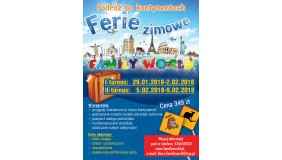 Ferie zimowe w Family World