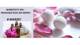 Warsztaty SPA - aromaterapia i terapeutyczne właściwości olejków