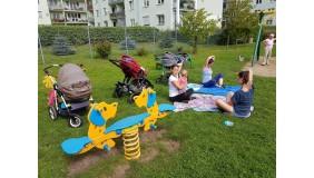 Fitness dla rodziców z dziećmi - Gdynia Witomino