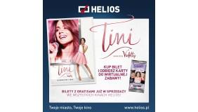 """""""Tini. Nowe życie Violetty"""" w kinie Helios Gdynia!"""