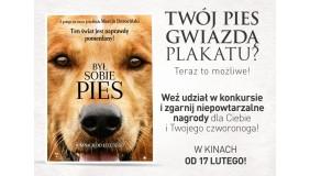 """""""Twój pies gwiazdą plakatu""""- KONKURS"""