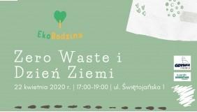 Dzień Ziemi - spotkanie on line z Małgorzatą Kiełt-Grześkiewicz z Fundacji Planet for Generations