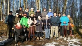 W nowy 2017 rok zdrowym krokiem w rytmie Nordic Walking