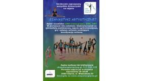 Nabór na zajęcia gimnastyki artystycznej UKS JANTAR Gdynia