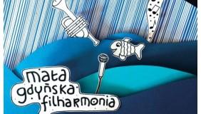 Mała Gdyńskie Filharmonia – poranki muzyczne dla dzieci w wieku do 6 lat