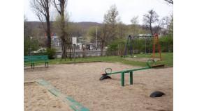 Plac zabaw przy ul. Wachowiaka (na wysokości budynków nr 2-6)
