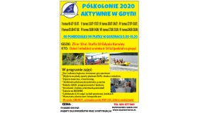 Półkolonie 2020 w Gdyni z SharksTravel