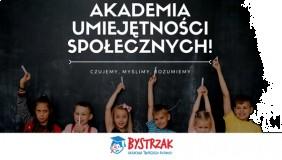 Akademia Umiejętności Społecznych 8-10 lat w Bystrzaku