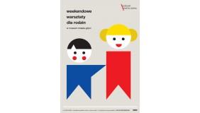 Weekendowy warsztat dla rodzin: patrz pod nogi! modernistyczne płytki posadzkowe