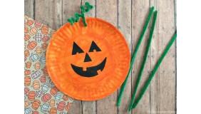 Dyniowe przyjęcie - strrrrrrasznie fajna zabawa halloweenowa