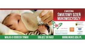 Światowy Dzień Mukowiscydozy