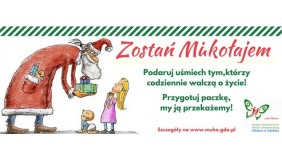 Zostań Mikołajem