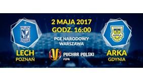 Puchar Polski: Lech Poznań - Arka Gdynia