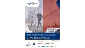 Wystartowały zapisy do Biegu Niepodległości z PKO Bankiem Polskim!