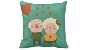 Szyjemy poduszki na Dzień Babci i Dziadka :)