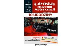 10 urodziny Muzeum Motoryzacji