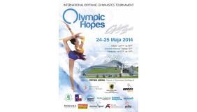 Olympic Hopes 2014 oraz 3rd Baltic Rhythmic Gymnastics Junior Cup - Zawody w Gimnastyce Artystycznej