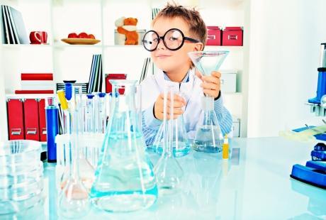 Laboratorium Bystrzaka - warsztaty naukowo eksperymentalne