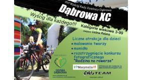 Dąbrowa XC - XVI Wyścig Rowerowy Rady Dzielnicy Dąbrowa