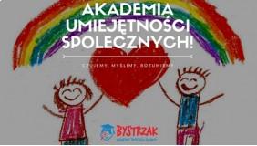 Akademia Umiejętności Społecznych 5-7 lat w Bystrzaku
