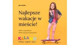 Półkolonie z Kalamo 2020 - zapisy!