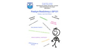 Festyn Rodzinny z SP51