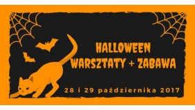 Halloween Warsztaty i Zabawa