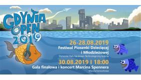 Festiwal Piosenki Dziecięcej i Młodzieżowej Gdynia OPEN 2019