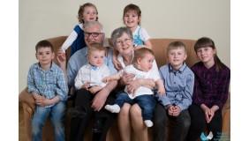 Dzień Babci i Dziadka - Zdjęcie z Wnukiem
