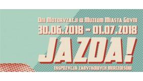 """""""Jazda!"""" Dni motoryzacji w Muzeum Miasta Gdyni"""