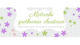 Motanki - bezpłatne spotkania chustowe