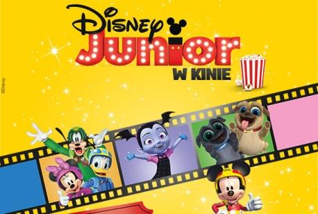 Disney Junior w Kinie Helios Gdynia