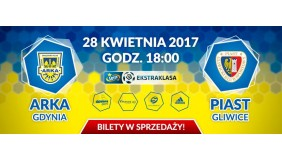 Arka Gdynia - Piast Gliwice