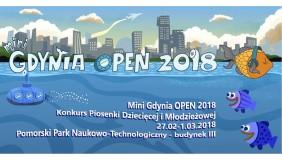 Mini Gdynia OPEN 2018
