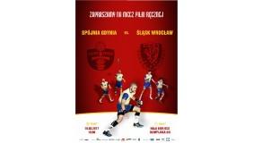 Mecz piłki ręcznej mężczyzn Spójnia Gdynia vs. Śląsk Wrocław