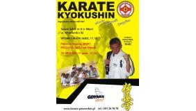 Trwa nabór uzupełniający do Pomorskiego Klubu Karate KYOKUSHIN