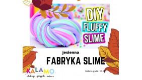 Jesienna Fabryka Slime!