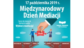 Międzynarodowy Dzień Mediacji - spotkanie infomacyjne