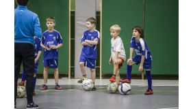 Ferie z piłką nożną w Pomorzaninie